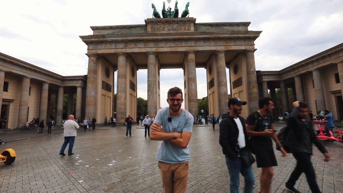 Malý průvodce Berlínem: Proč se nebát vyjet studovat do zahraničí