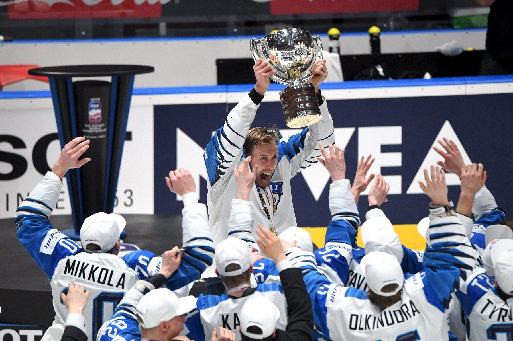 ca4cc8fb3b8e7 Bratislava korunovala nečekané šampiony. Finská parta měla úspěch zapsaný v  osudu - Seznam Zprávy