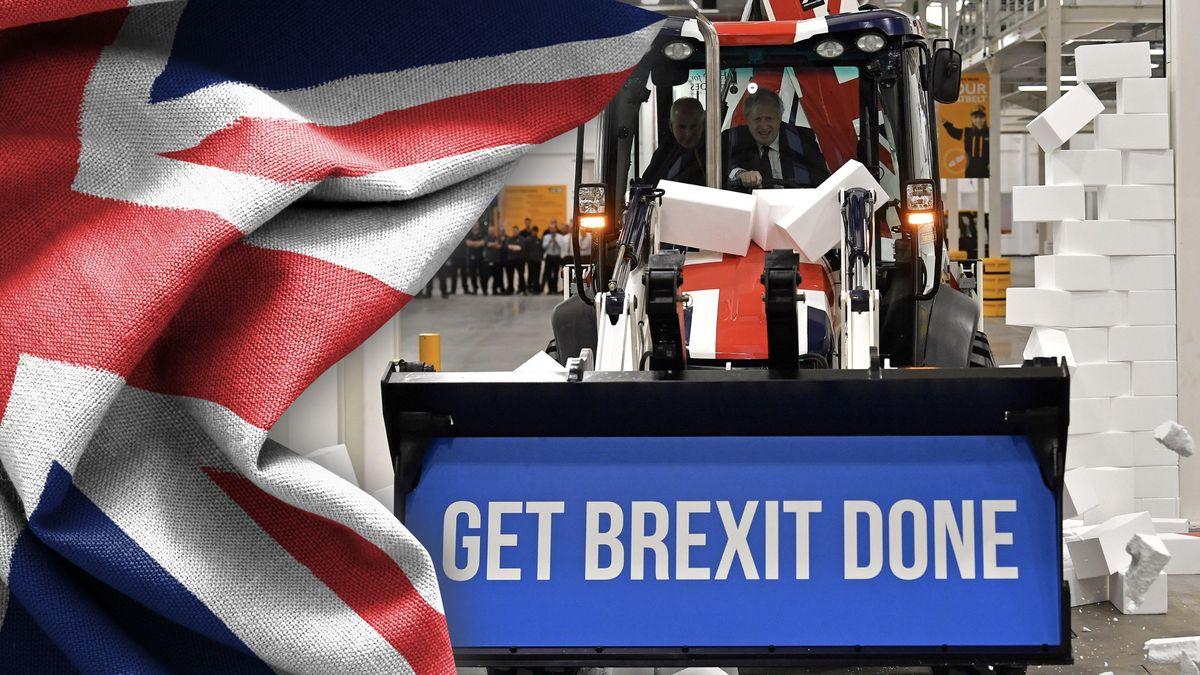 Britové vzkázali světu isami sobě: Na demokracii se nesahá
