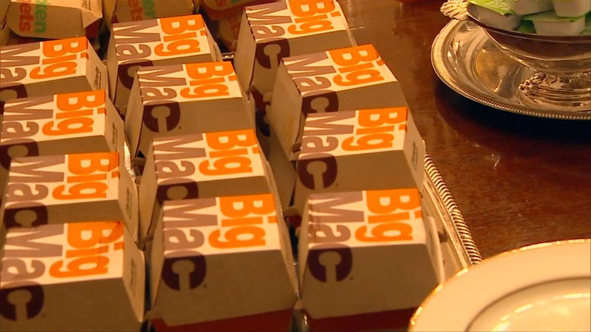 """""""Big Mac, ale chutnější a šťavnatější,"""" Burger King novým menu provokuje McDonald's"""