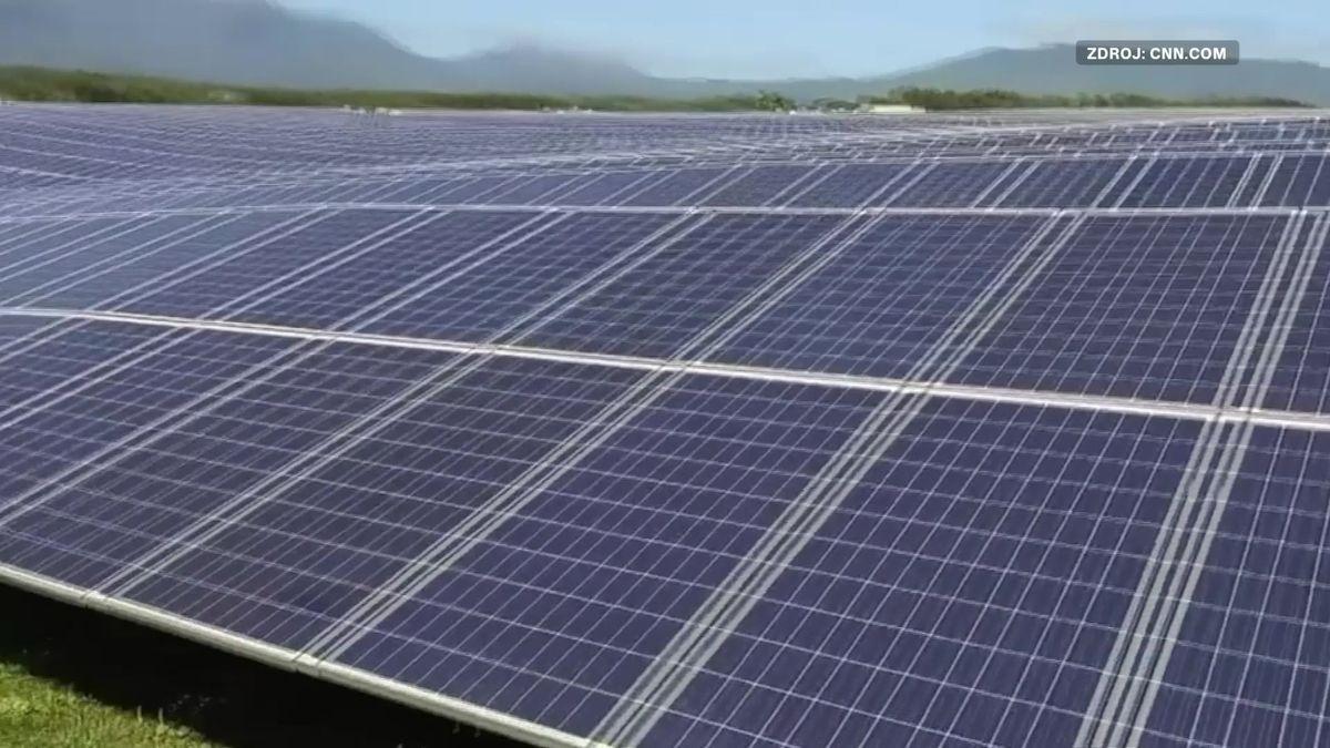 Solární energetika ve světě zažívá boom. Unás je to jinak: Solární kapacita loni naopak klesla