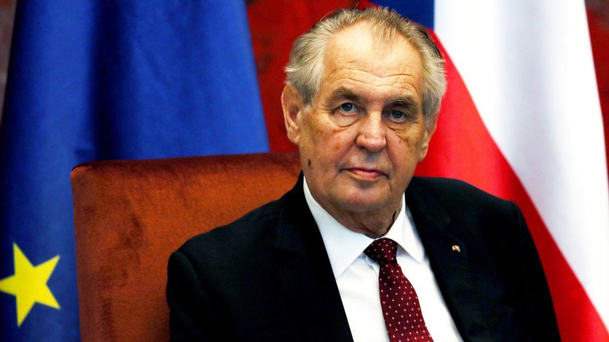 Středula a Dlouhý by byli dobrými kandidáty na prezidenta, myslí si Zeman