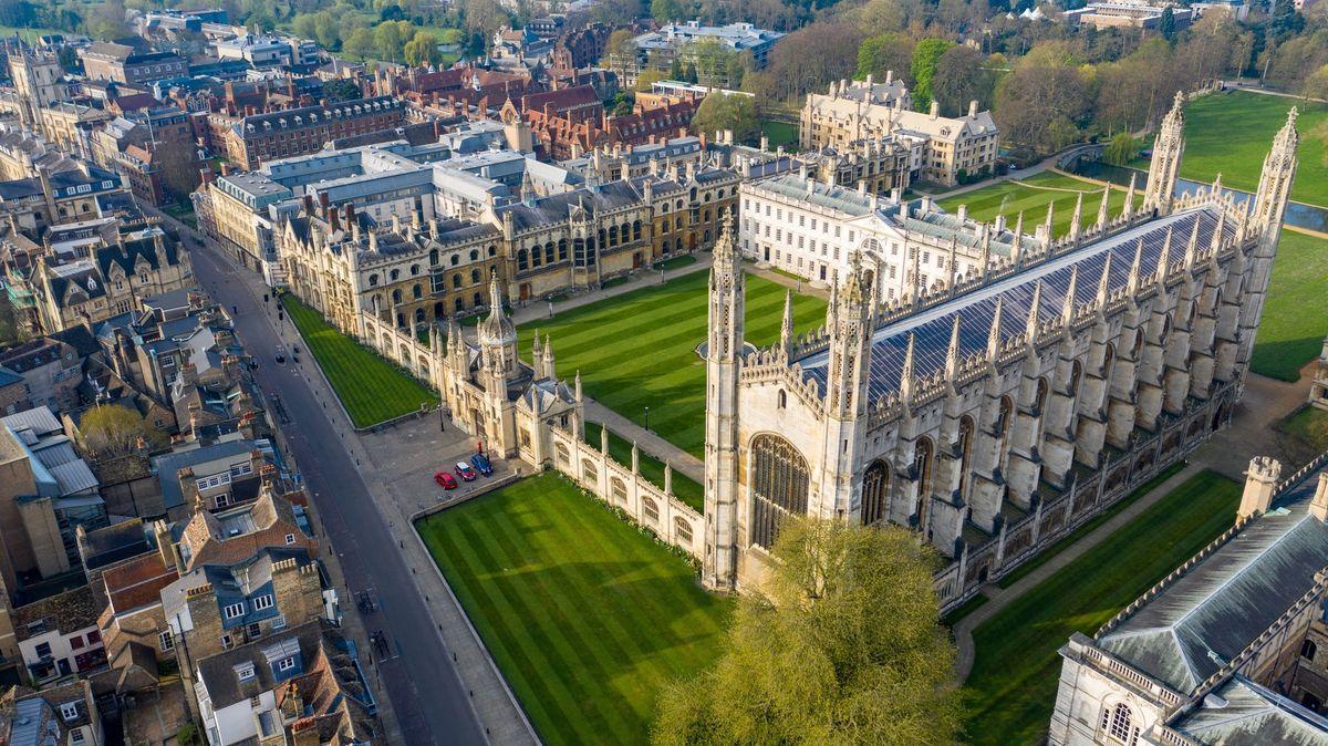 Univerzita vCambridge rozhodla. Výuka bude až do léta 2021online
