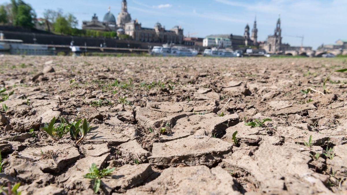 """""""Evropský Egypt"""". Sucho udeří od východní Francie až po Rumunsko"""