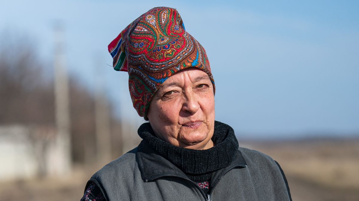 Galina, Vladimir, Naděžda a Ljuba. Příběhy lidí od donbaské fronty