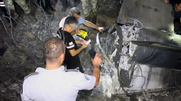 Na Kypr dopadla protiletecká raketa ze Sýrie
