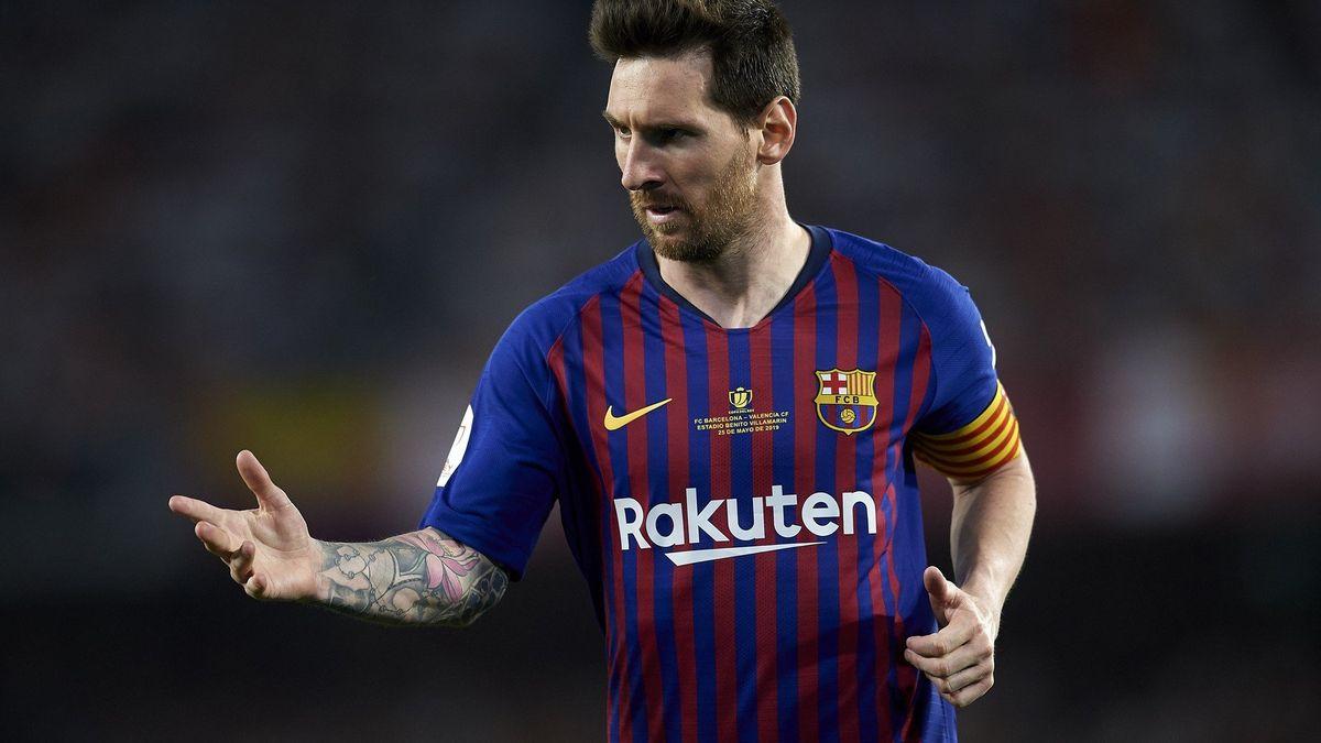 Top Fotbal: Messiho hvězdná sezona včíslech