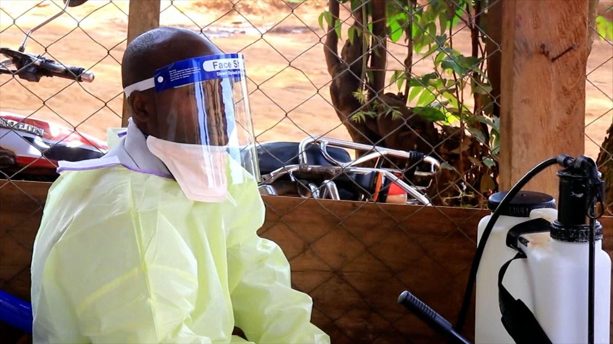 VKongu zuří druhá největší zaznamenaná epidemie eboly, 629lidí už zemřelo