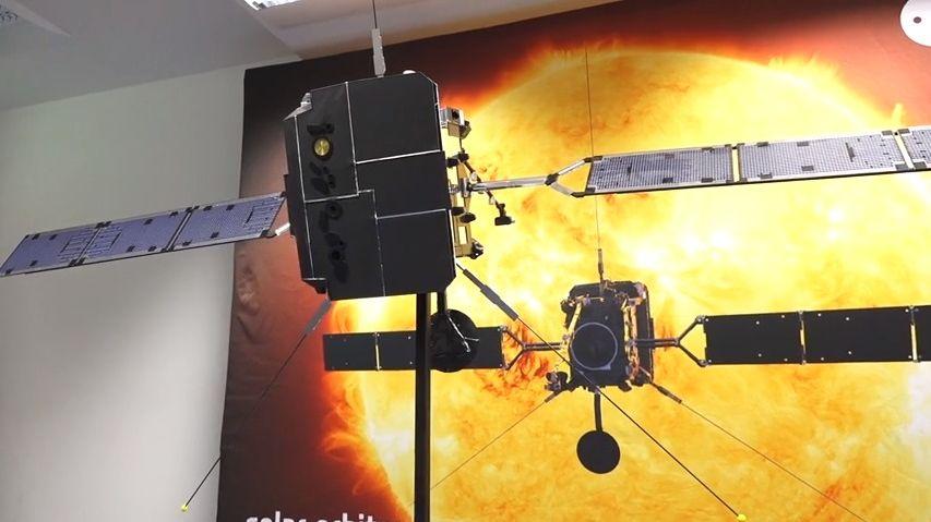 Vstříc Slunci. Češi pomohli postavit výjimečnou sondu