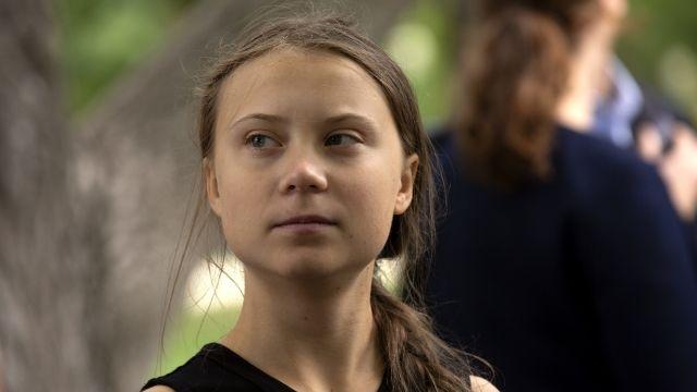 """""""Místo nás by měla být slyšet věda. Nesnažíte se dost,"""" kritizuje politiky Greta Thunbergová"""