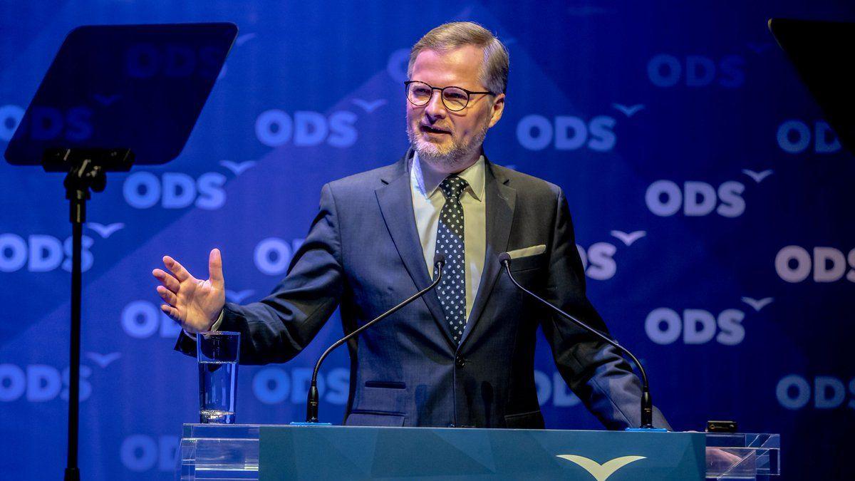 Komentář: Zelená, nikoli modrá ODS. Seniora ijuniora pouští kvodě