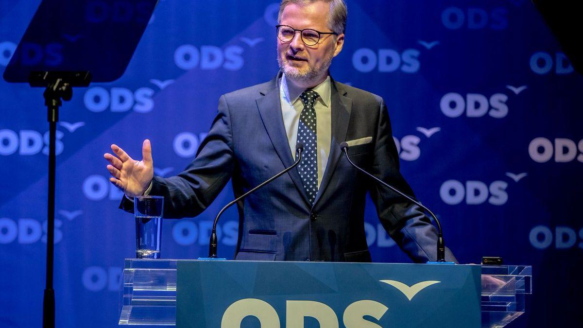 Lídr ODS Fiala spolustraníkům slíbil, že bude ostřejší. Chce sestavovat příští vládu