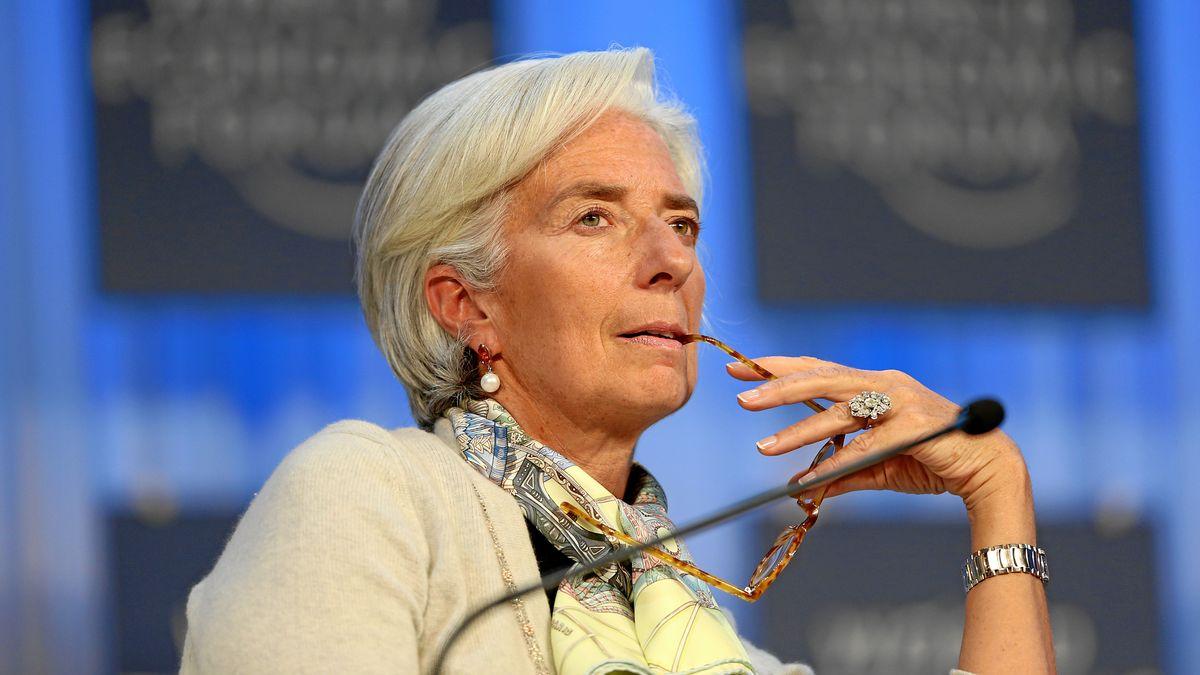 Kurz evropské měnové politiky bude nově udávat Francouzka Christine Lagardeová
