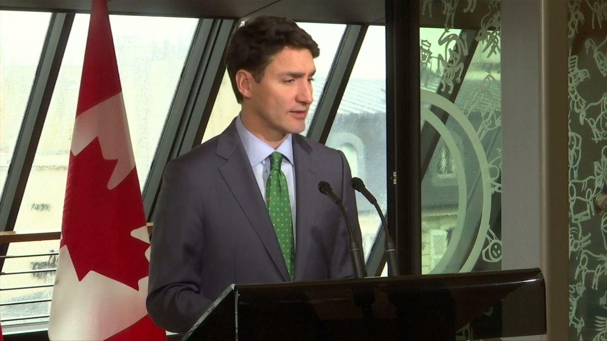Kanadský premiér Trudeau potvrdil, že země má kdispozici nahrávky zChášakdžího vraždy