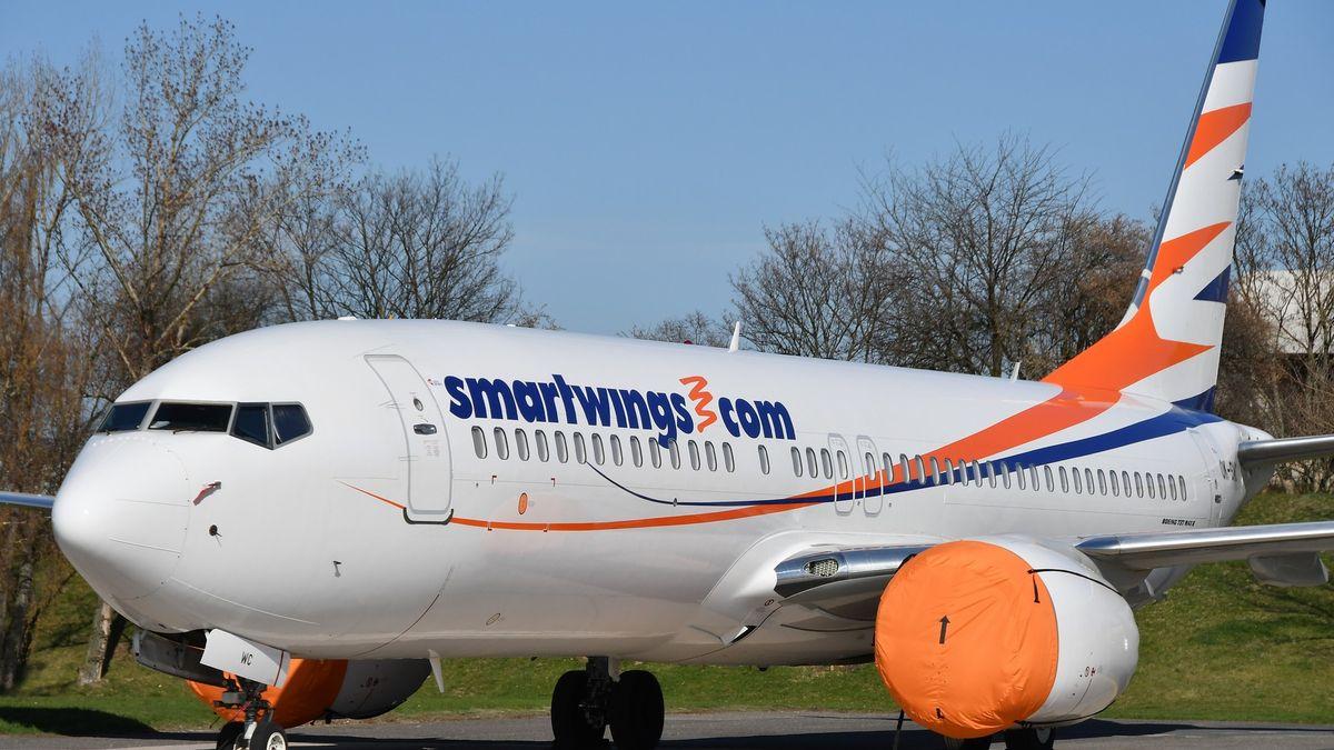Let Smartwings bez jednoho motoru? Sfirmou začalo správní řízení
