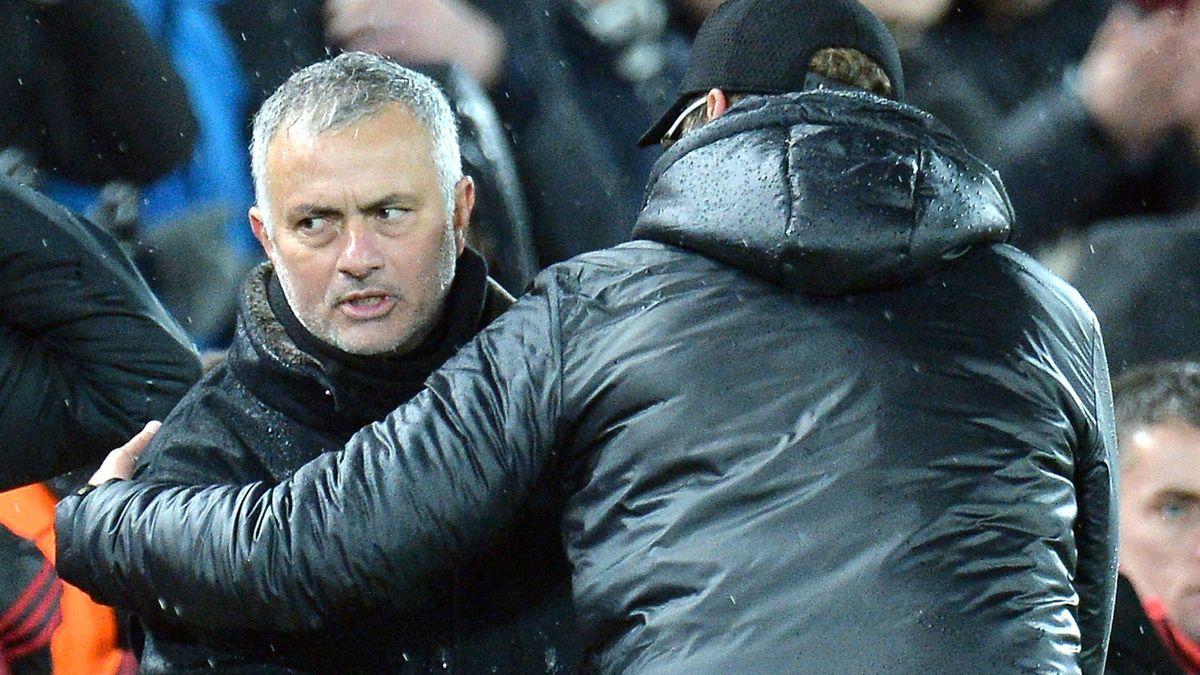Hošek glosuje Premier League: Mourinho dostal lekci na Anfieldu. Vedení je spokojeno, tvrdí agent