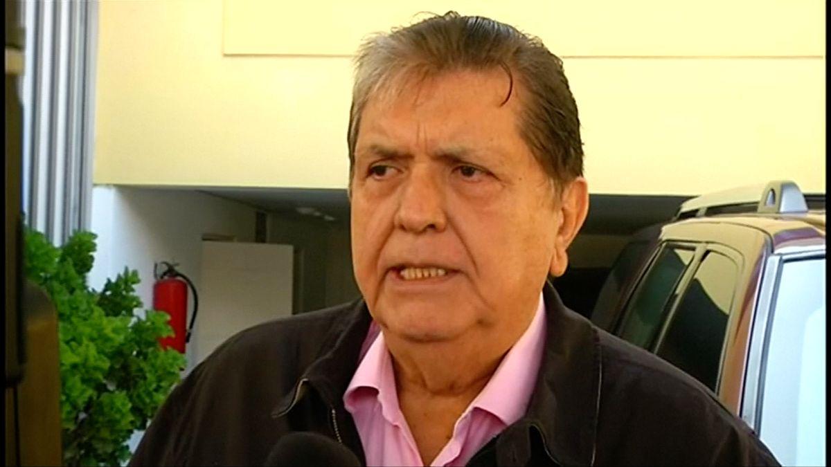 Peruánský exprezident spáchal sebevraždu, aby se vyhnul zatčení