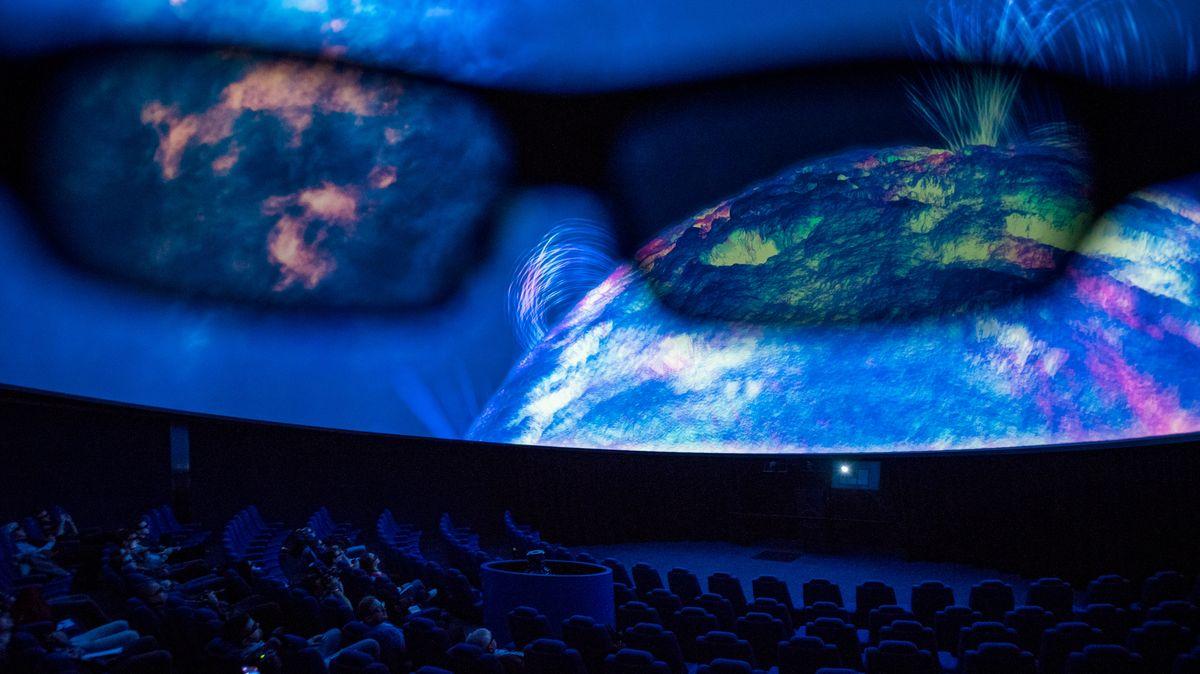 V Brně otevřeli 3D planetárium, jde oevropský unikát