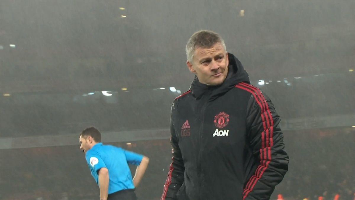 Kouzlo trenéra Solskjaera prolomeno. Bitva očelo Premier League, nikdo nemá nic jisté