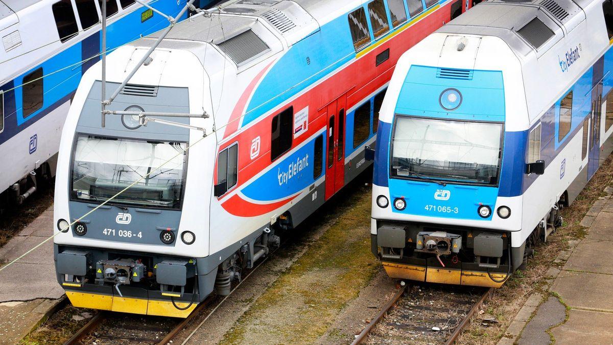 Po tratích zPrahy do Berouna a vokolí Brna budou vlaky jezdit až 140km/h