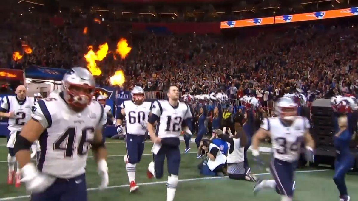 Šestý Super Bowl pro Patriots a Bradyho. Finále NFL přineslo rekordy