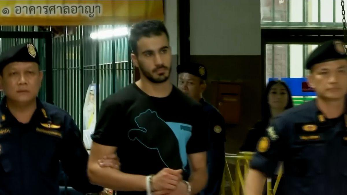 Byl na líbánkách vThajsku, zadržel ho Interpol. Nyní se fotbalista Al-Araibi dočkal propuštění