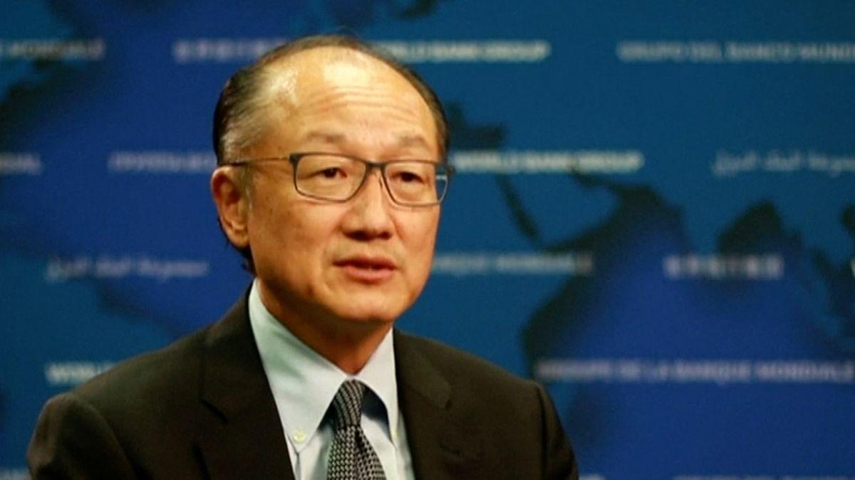 Prezident Světové banky složil funkci