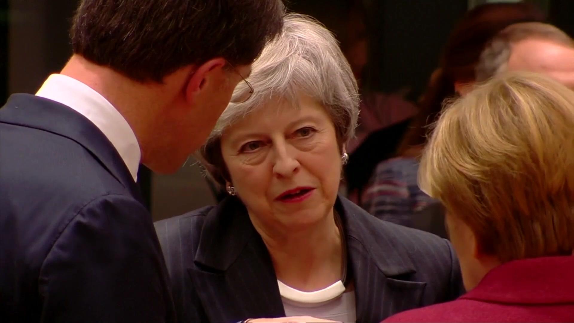 EU27: Irská pojistka ve smlouvě obrexitu by byla jen dočasným řešením, dohoda se měnit nebude