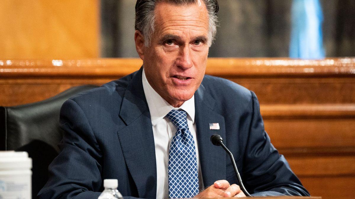 Senátor Romney podpořil hlasování okandidátce do Nejvyššího soudu USA