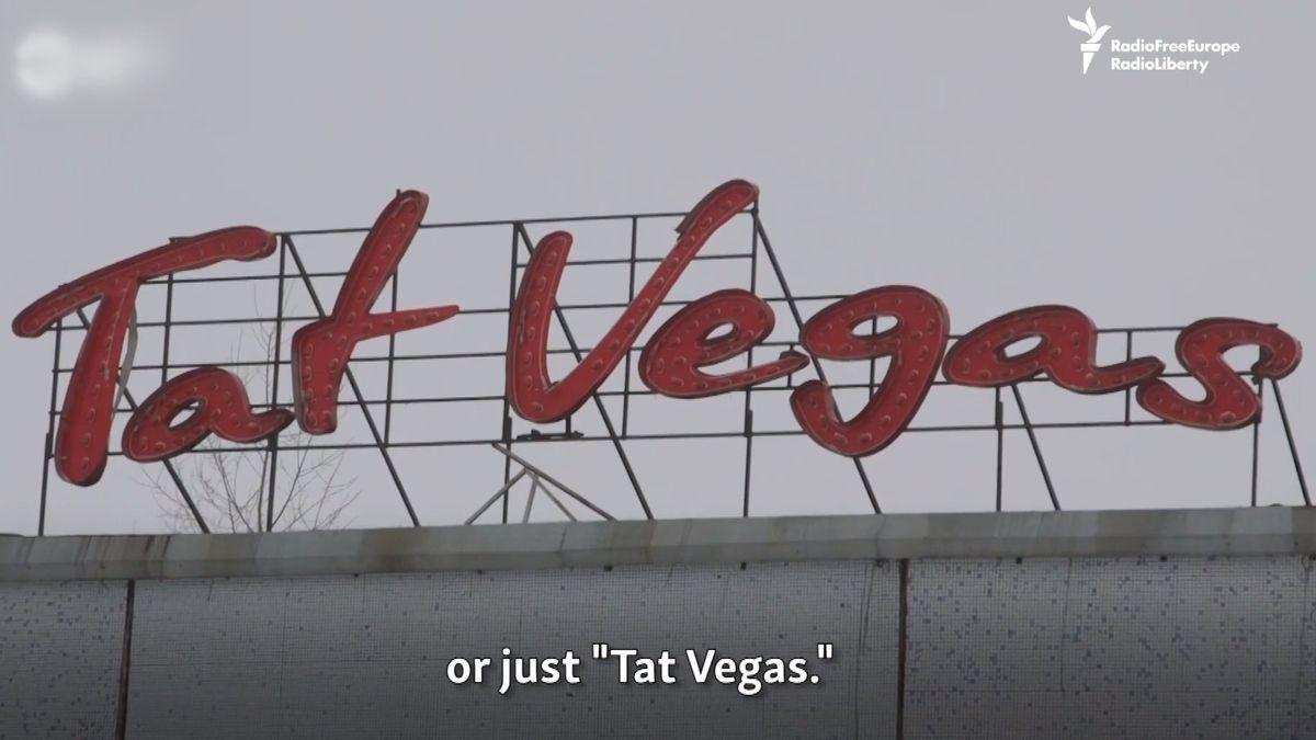 Tatar-Vegas se mělo stát centrem hazardu vRusku. Zkasin jsou teď myčky aut