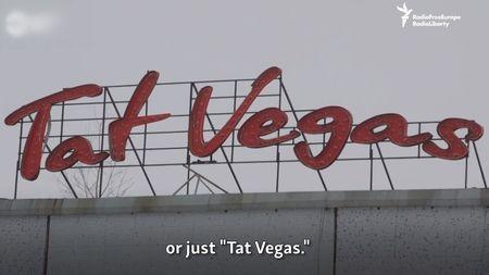 Tatar-Vegas se mělo stát centrem hazardu vRusku. Zkasin jsou teď myčkyaut