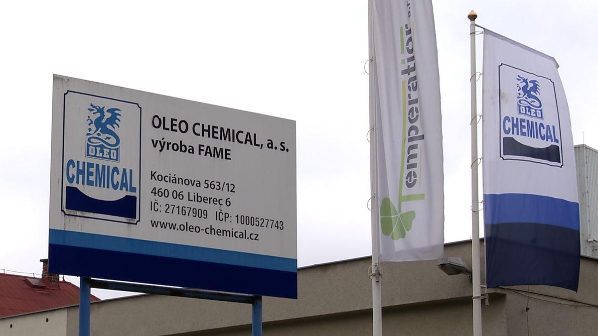Soud zamítl reorganizaci Oleo Chemical a poslal ji do konkurzu
