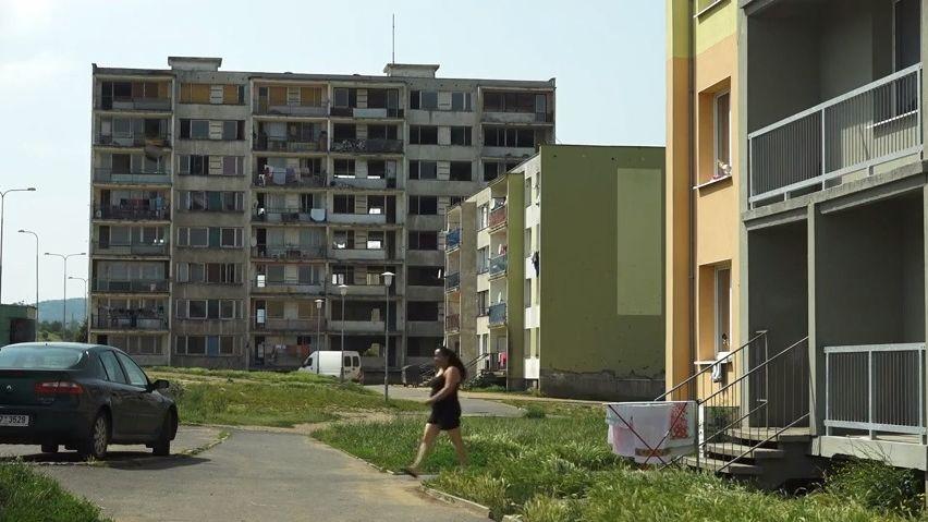Čunkodomy znovu na scéně. VMostě plánují postavit na sídlišti Chanov nové bydlení pro Romy
