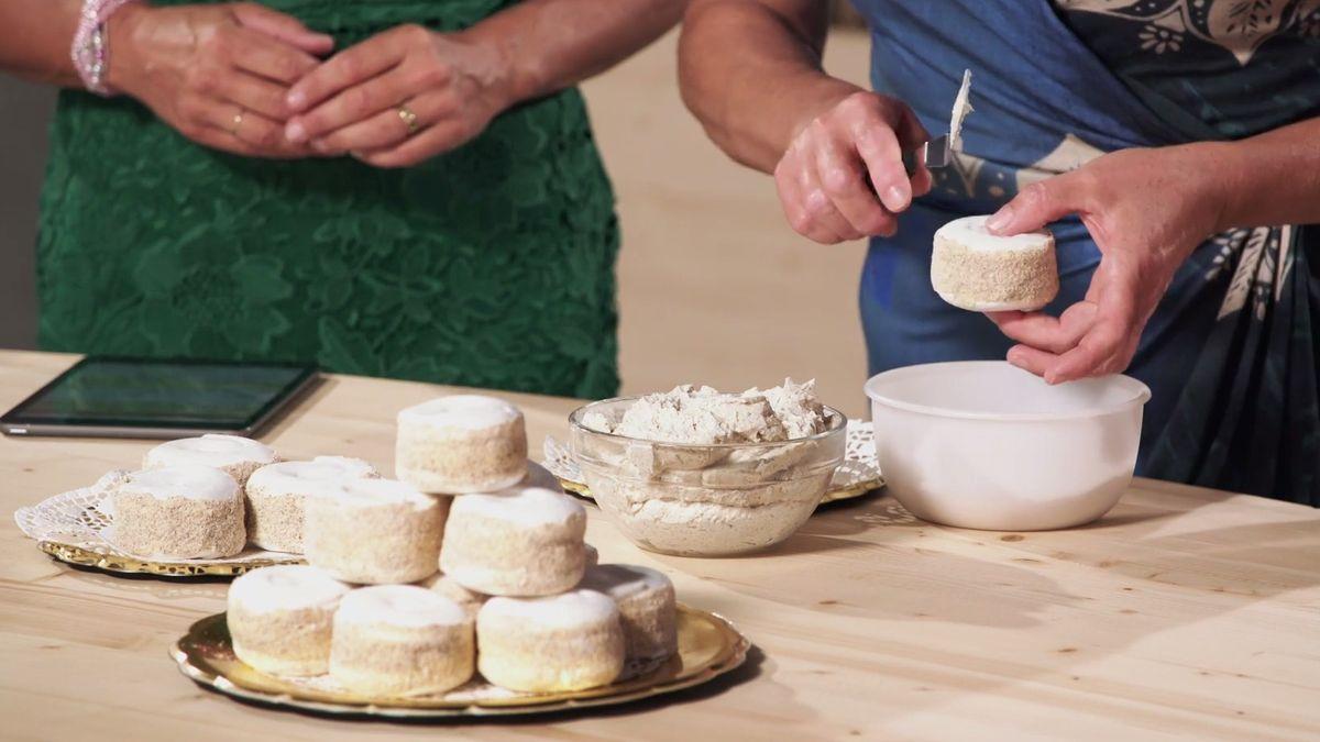 Cukrářka poodkryla tajemství rodinného receptu na takzvané dortletky