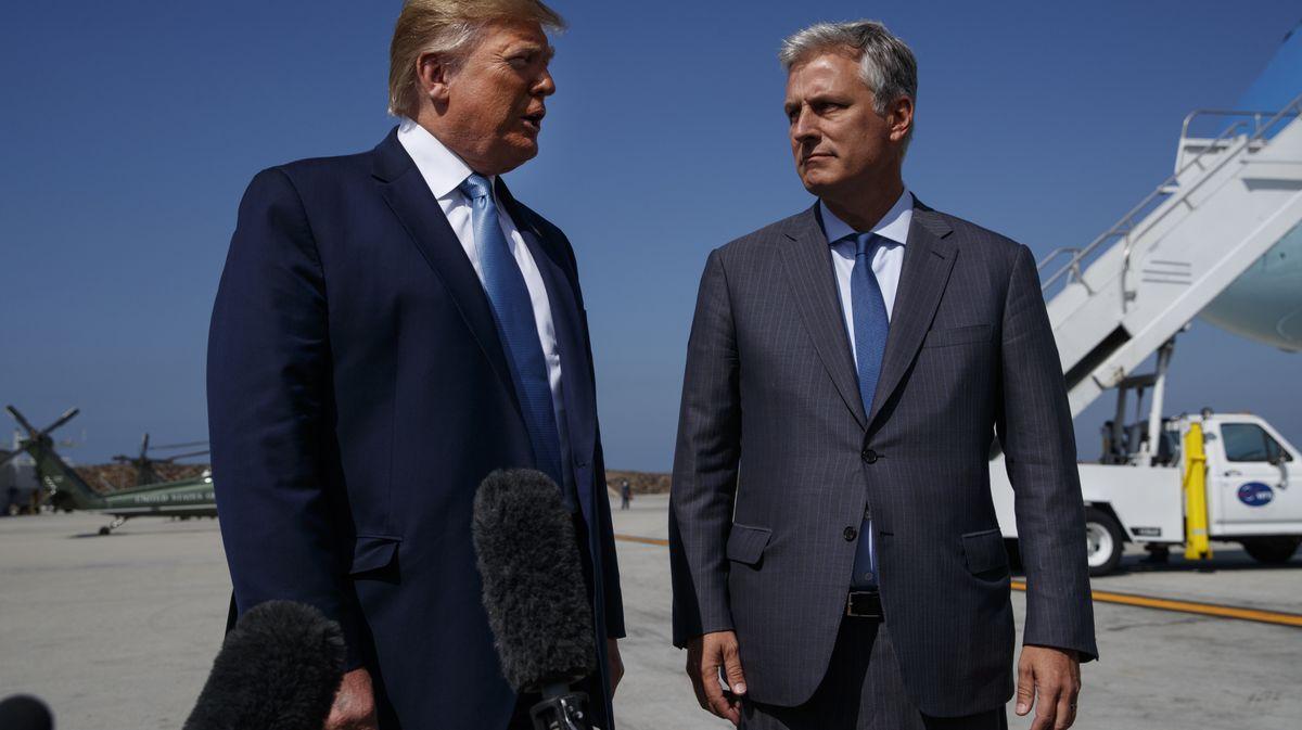 Kdo je Trumpův nový bezpečnostní poradce? Šňůru výrazných postav politiky USA doplnil vyjednavač O'Brien