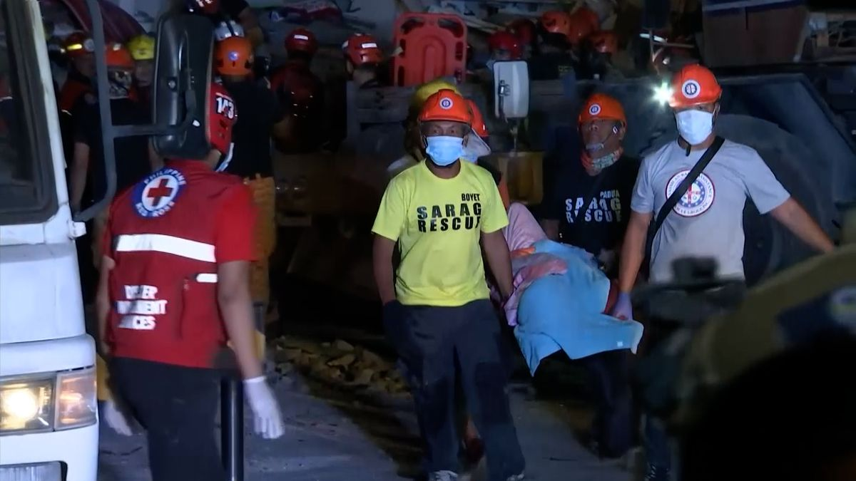 Filipíny hledají mrtvé po silném zemětřesení. Sociální sítě zaplavily dezinformace
