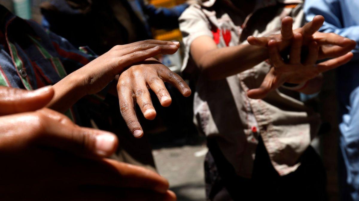 Snad nás pandemie naučí nejen to, jak si mýt ruce