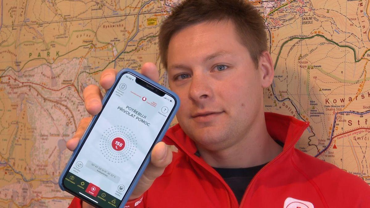 Českou aplikaci Záchranka používá 1,15milionu lidí. Nově ivMaďarsku
