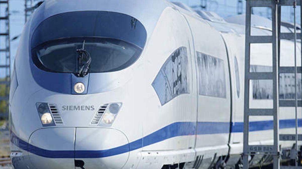 Vlaky pojedou až 350km/h. Stát vypsal tendr na trať zPrahy do Drážďan