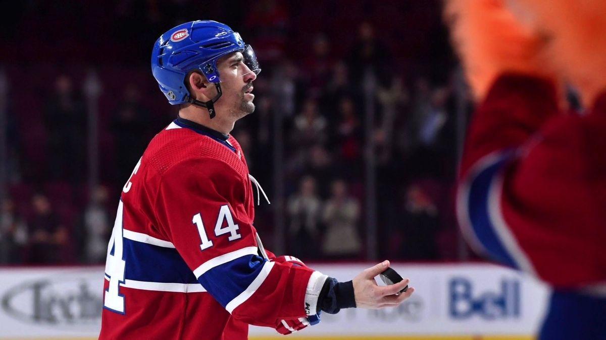 Plekanec ze zapsal mezi elitu NHL. Odehrál 1000.zápas, a navíc dal gól