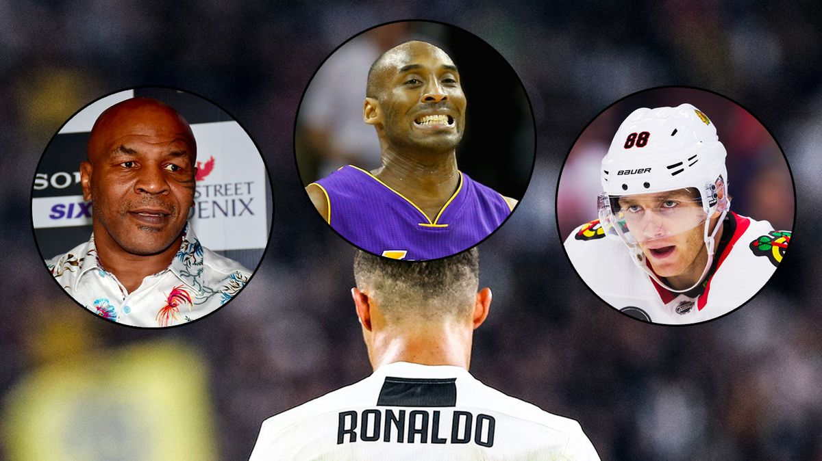 Tyson, Bryant nebo Kane. Ronaldo není jediný sportovec, který čelil obvinění ze znásilnění