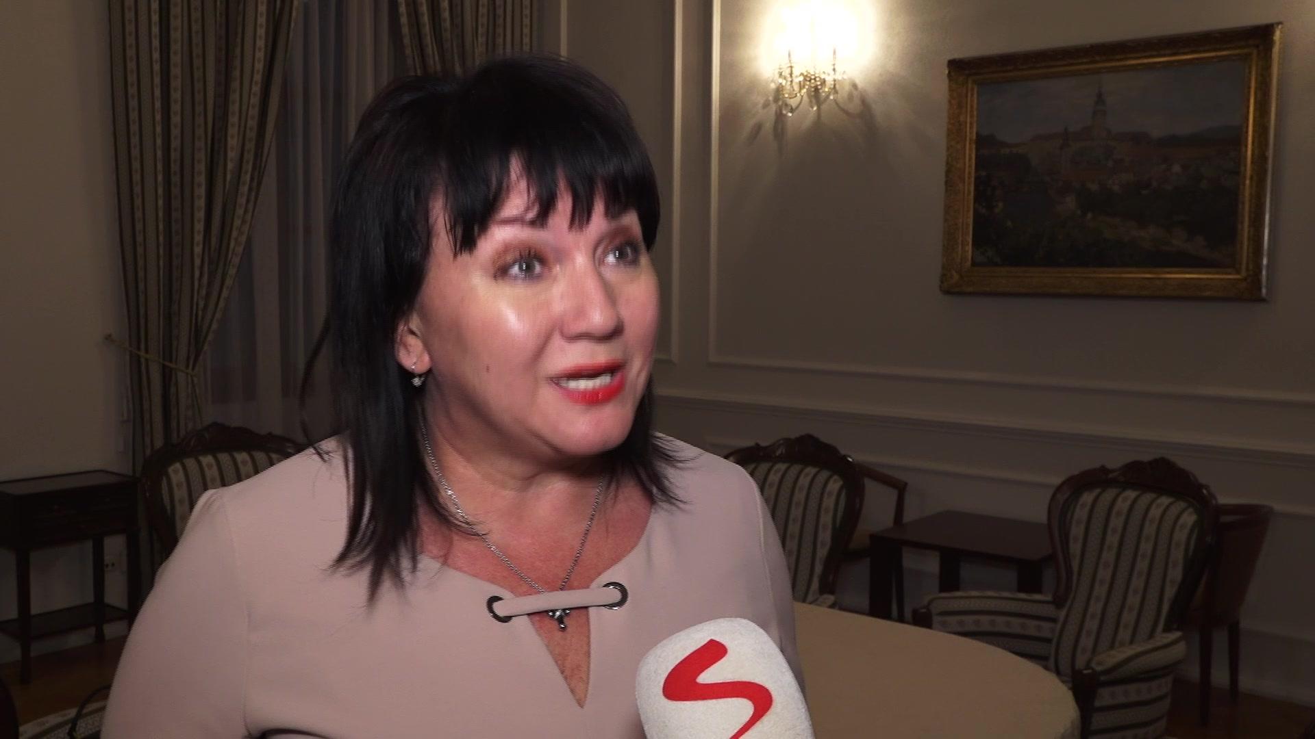 Ministryně financí Schillerová: Už jsme stopli první třímilionovou dotaci pro Agrofert