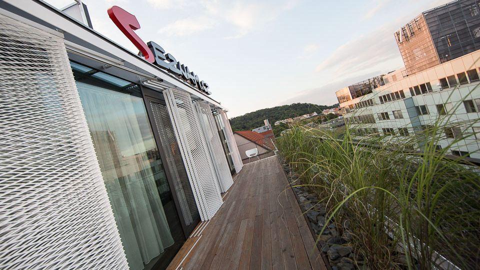 Budova Seznamu se otevírá veřejnosti. Open House Praha zve do desítek iběžně nepřístupných budov