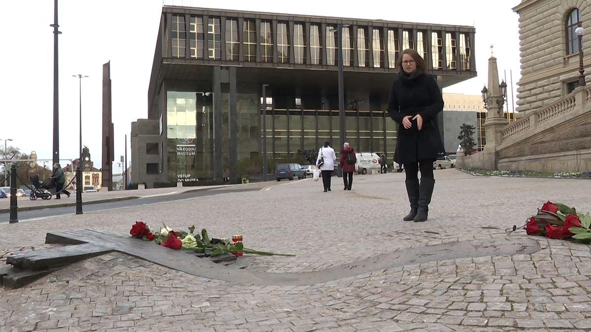 Největší pomník Jana Palacha je vPraze, jeho oprava vyjde na tři miliony