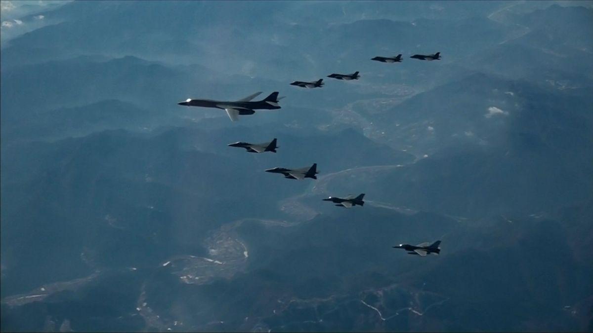 USA a Jižní Korea nahradí zrušené vojenské cvičení jiným
