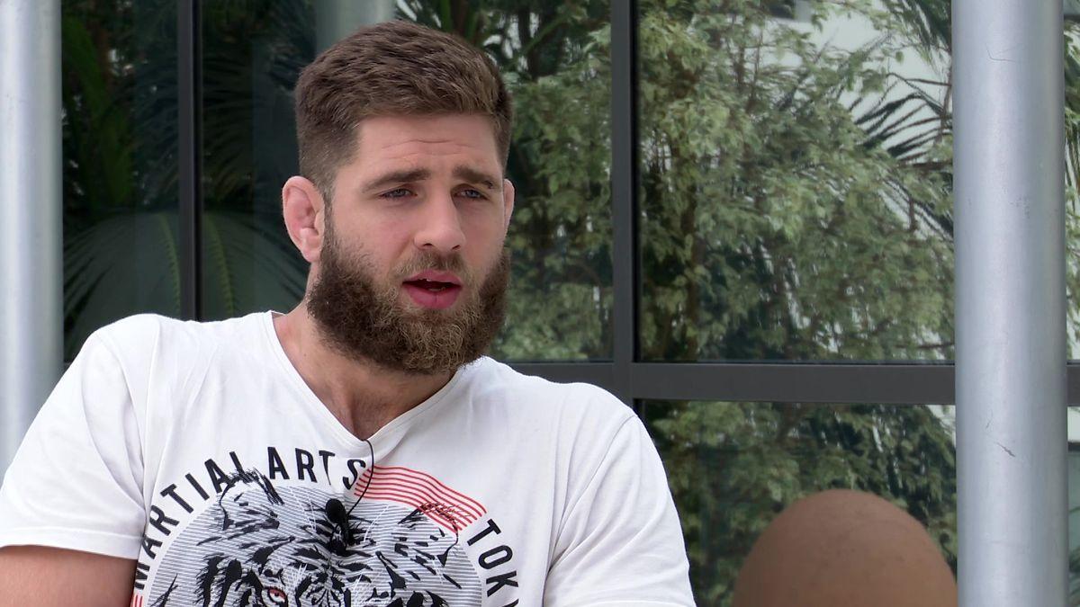 Šampion Procházka se do UFC nehrne, doufá vzápasnické mistrovství