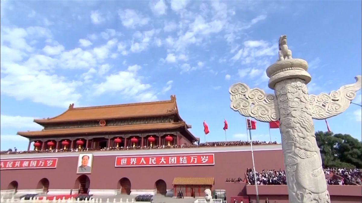 Čínská ekonomika rostla loni nejpomaleji za 28let