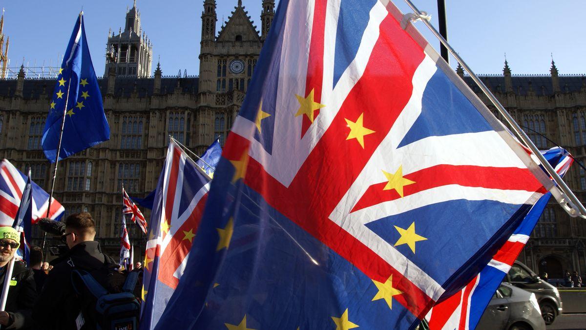 Dolní komora britského parlamentu schválila brexitový zákon