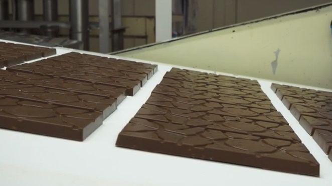Tady vzniká vaše oblíbená čokoláda, kakaové boby tu ale nenajdete