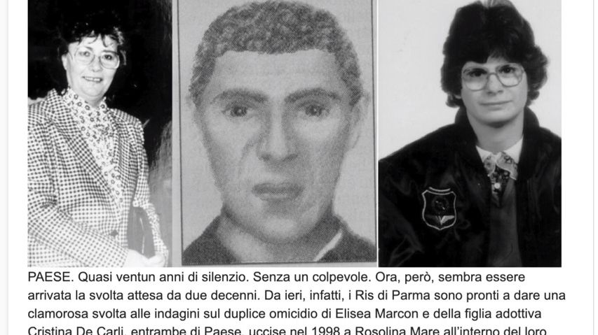 Čecha obvinili zdvojnásobné vraždy vItálii. Hledá 20let staré alibi